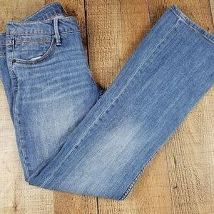 Banana Republic Boot Cut Medium Wash Jeans AK12